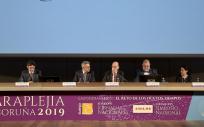 XXXVI Jornadas Nacionales de la Sociedad Española de Paraplejia (Foto. Xunta de Galicia)