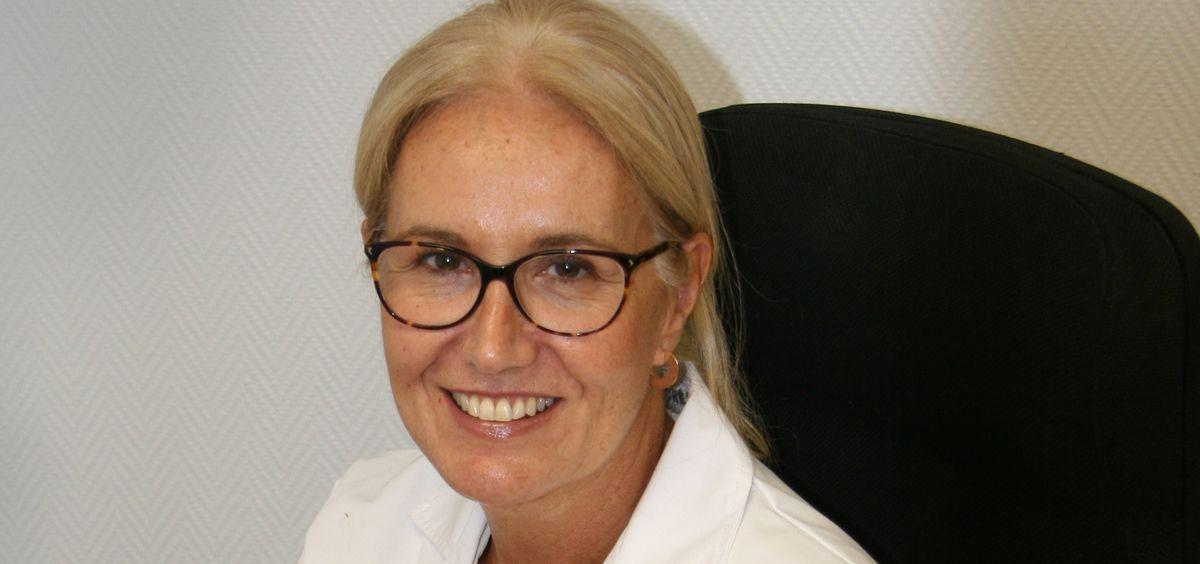 Dra. Arantxa Moreno (Foto. Quironsalud)