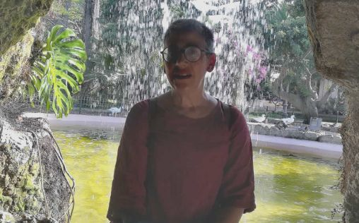 """Laura Sumozas (paciente): """"Antes, oír la palabra cáncer era un horror. Ahora ya no"""""""