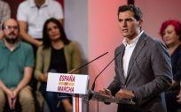 Albert Rivera, presidente de Ciudadanos (Foto: Flickr Ciudadanos)