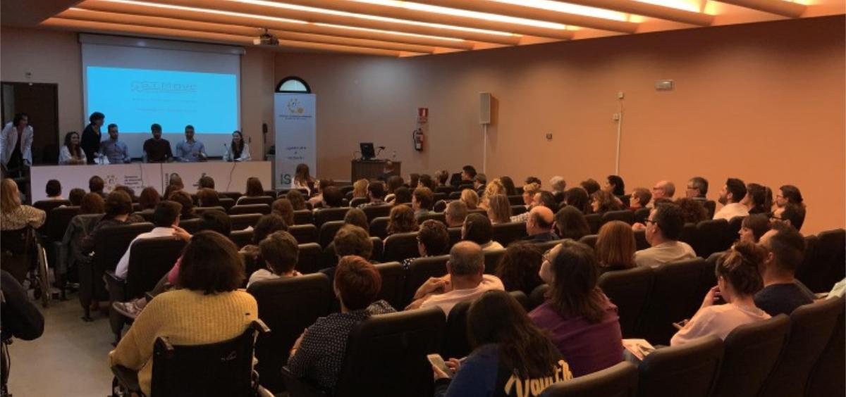 Encuentro en el Complejo Hospitalario Mancha Centro (Foto. ConSalud)