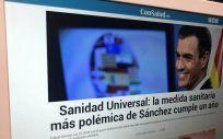 ConSalud.es, nominado al Premio Boehringer Ingelheim al Periodismo en Medicina (Foto. ConSalud.es)