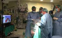 Realidad aumentada para la cirugía maxilofacial