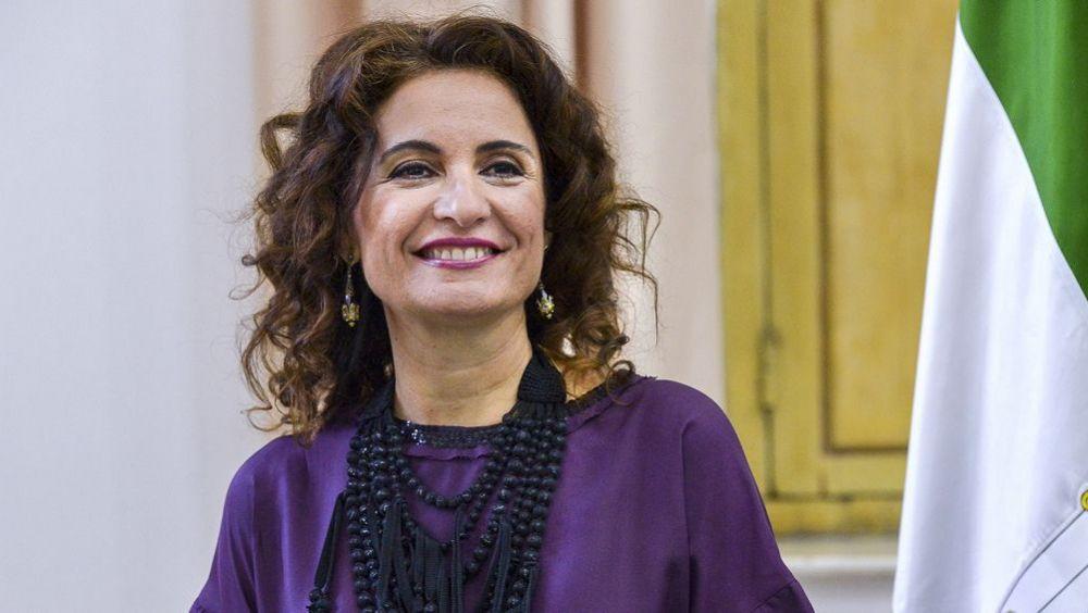 María Jesús Montero, exconsejera de Salud de la Junta de Andalucía (Foto: Junta de Andalucía)