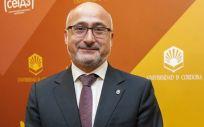 Isaac Túnez Fiñana.  Secretario General de Investigación, Desarrollo e Innovación en Salud de la Consejería de Salud y Familias de la Junta de Andalucía (Foto. Universidad de Córdoba)
