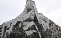 Edificio Osakidetza (Foto. Wikipedia)
