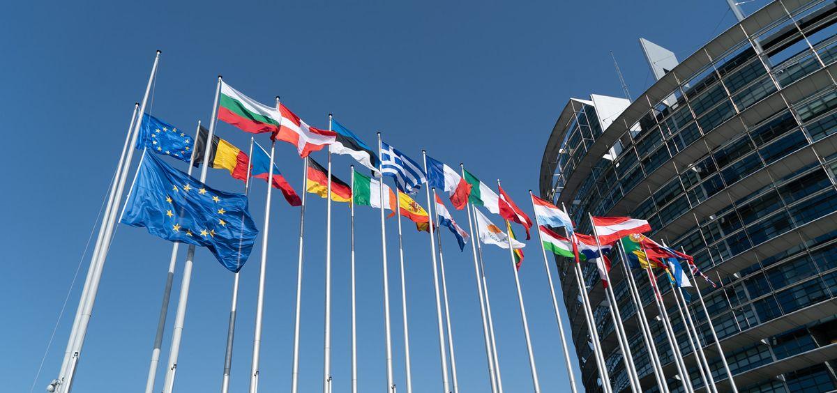Sede del Parlamento Europeo (Foto: Flickr Parlamento Europeo)