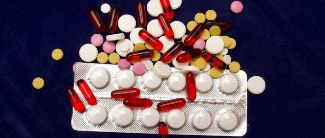 Medicamentos (Foto. Pixabay)