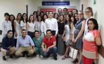 Equipo de Ginecología de la Fundación Jiménez Díaz