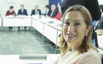 Ana Pastor, número dos del Partido Popular (Foto. PP)