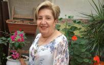 María Fernández, paciente que ha sufrido un ictus (Foto. ConSalud.es)