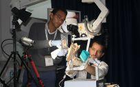 El Hospital de Alicante y jugueteros de Onil diseñan un modelo en 3D de simulación quirúrgica. (Foto. ConSalud)