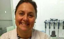 La doctora Laura García Bermejo del Instituto Ramón y Cajal de Investigación Sanitaria