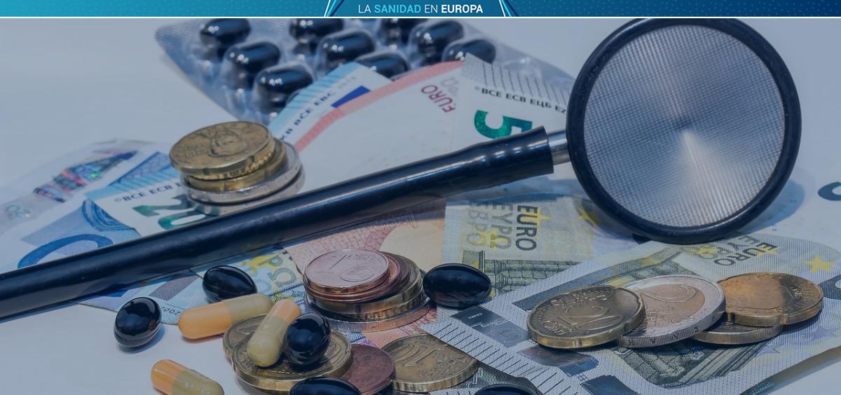 Salario de los médicos en la Unión Europea (Fotomontaje ConSalud)