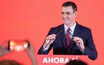 Pedro Sánchez, secretario general del PSOE (Foto: PSOE)