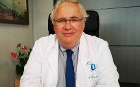 El doctor Josep Vergés, presidente de la Fundación Internacional de la Artrosis (OAFI) (Foto: Cedida por Josep Vergés)