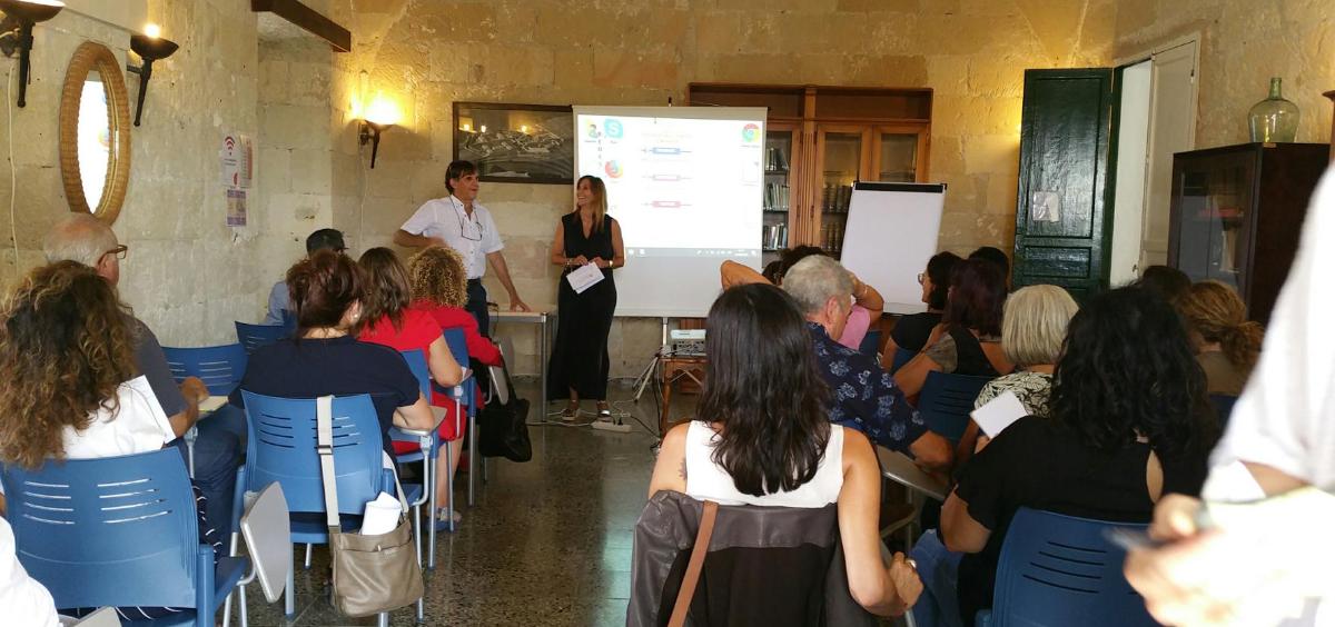 Encuentro 'El juego, ¿un problema de salud pública?' celebrado en septiembre (Foto. Gobierno de las Islas Baleares)