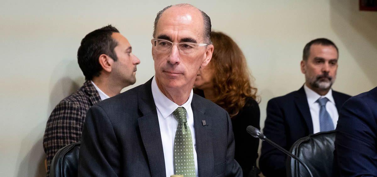El consejero de Sanidad de Galicia, Jesús Vázquez Almuiña (Foto: Xunta de Galicia)