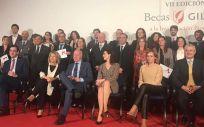 El Instituto de Salud Carlos III (ISCIII) ha acogido este martes la entrega de las VII Becas Gilead a la investigación biomédica. (Foto. ConSalud.es)