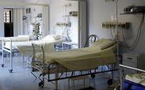 Camas de hospital (Foto. Pixabay)