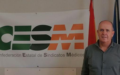 """Del Pozo (CESM): """"Exigimos a Sanidad que mantenga las fechas para la incorporación a las plazas MIR"""""""