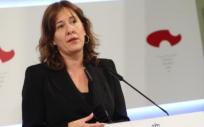 Blanca Fernández, portavoz del Consejo de Gobierno de Castilla La Mancha (Foto. Gobierno de Castilla La Mancha)