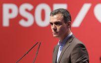 Pedro Sánchez, secretario general del PSOE (Foto: Flickr PSOE)
