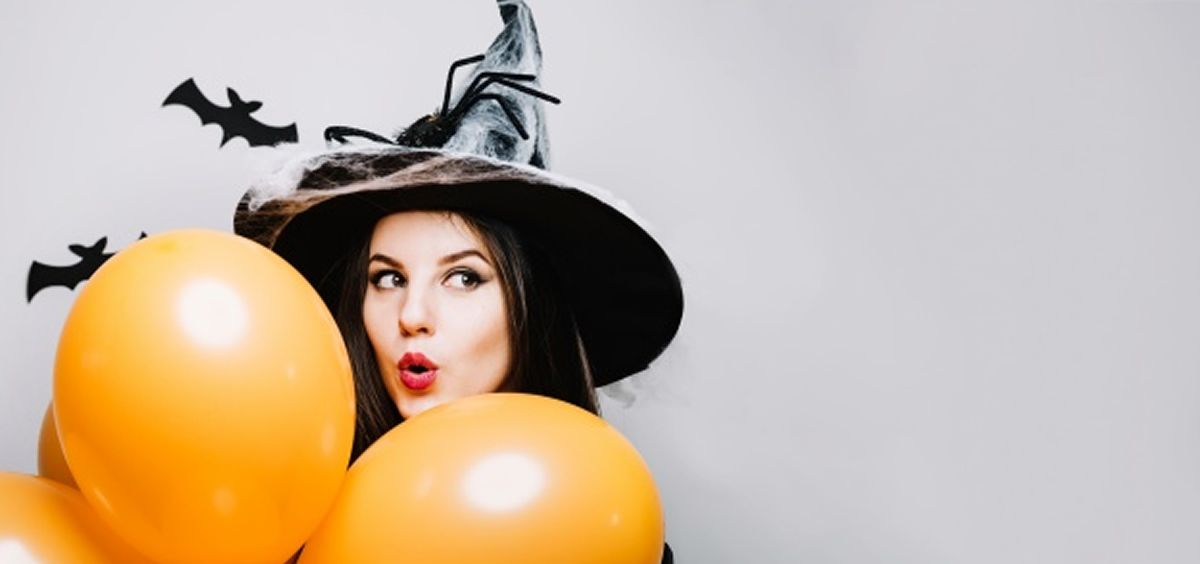 Consejos de anefp para cuidar la piel del maquillaje de Halloween. (Foto. Freepik)