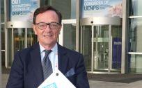 El expresidente de la Sociedad Española de Neonatología (SENeo), Máximo Vento Torres. (Foto. SENeo)