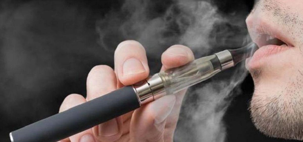 Cigarrillo electrónico. (Foto. Instituto Coordenadas de Gobernanza y Economía Aplicada)