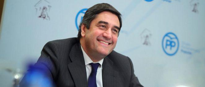 José Ignacio Echániz, candidato del PP a ser diputado por Guadalajara (Foto: Flickr PP)