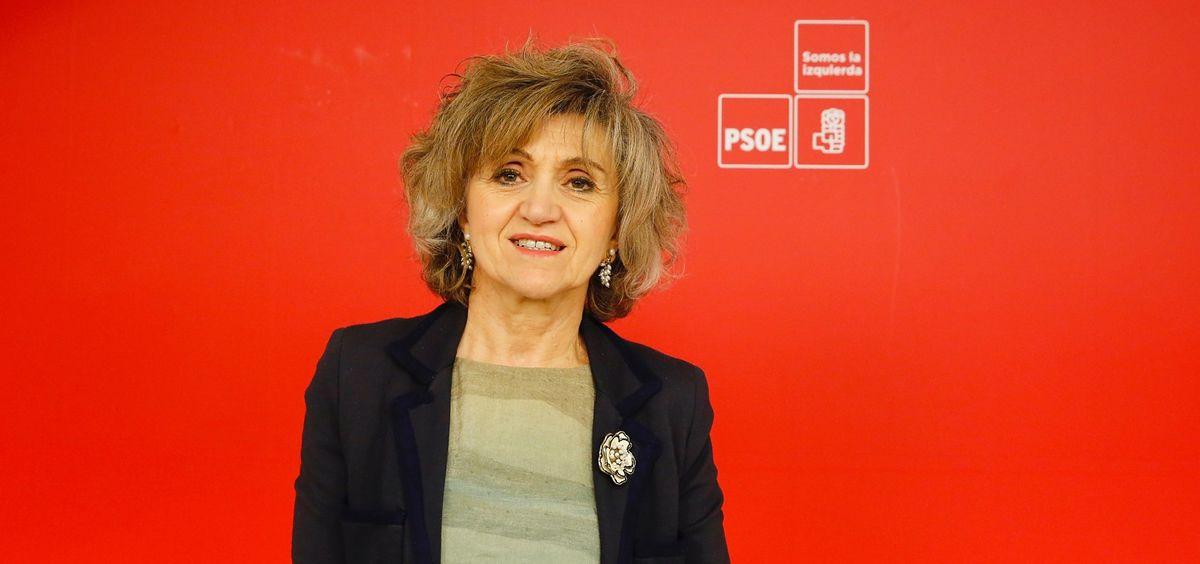María Luisa Carcedo, diputada del PSOE (Foto: Flickr PSOE)