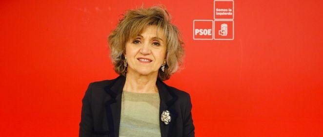 María Luisa Carcedo, ministra de Sanidad en funciones y candidata a diputada del PSOE (Foto: Flickr PSOE)