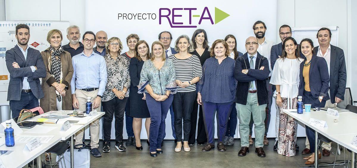 Grupo RETA (Foto. Gilead)