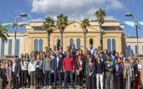 Participantes del Practicum de la JCI (Foto. ConSalud)