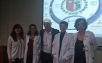Organizadores y ponentes de la jornada en la Fundación Jiménez Díaz (Foto. ConSalud)