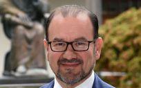 El rector de la Universidad de Santiago de Compostela, Antonio López (Foto: USC)