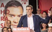 Pedro Sánchez, secretario general del PSOE y candidato a ser reelegido presidente (Foto: Flickr PSOE)