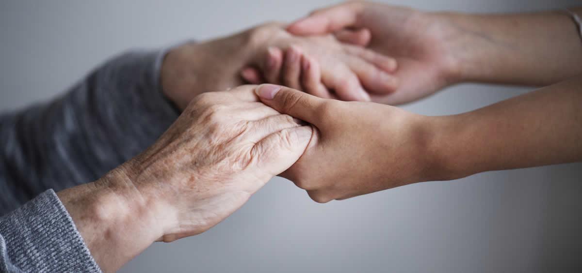 Persona con demencia (Foto. Freepik)