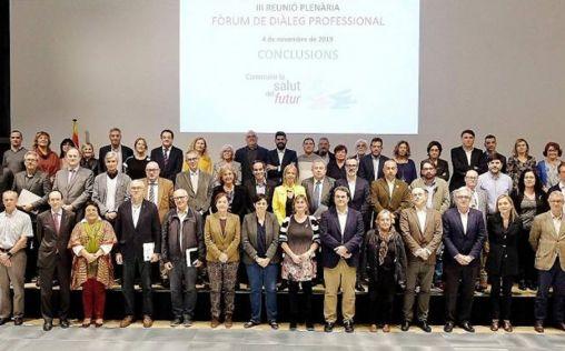Médicos catalanes proponen un 'Foro de la Asistencia' para dar solución a los problemas del sistema