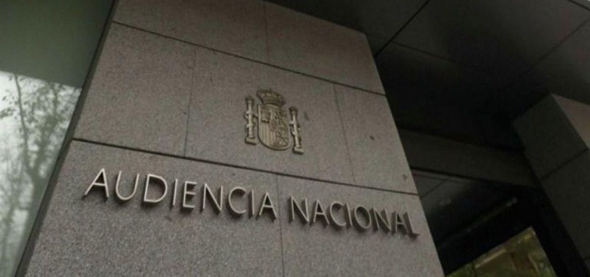 Fachada de la Audiencia Nacional. (Foto. CSIF)