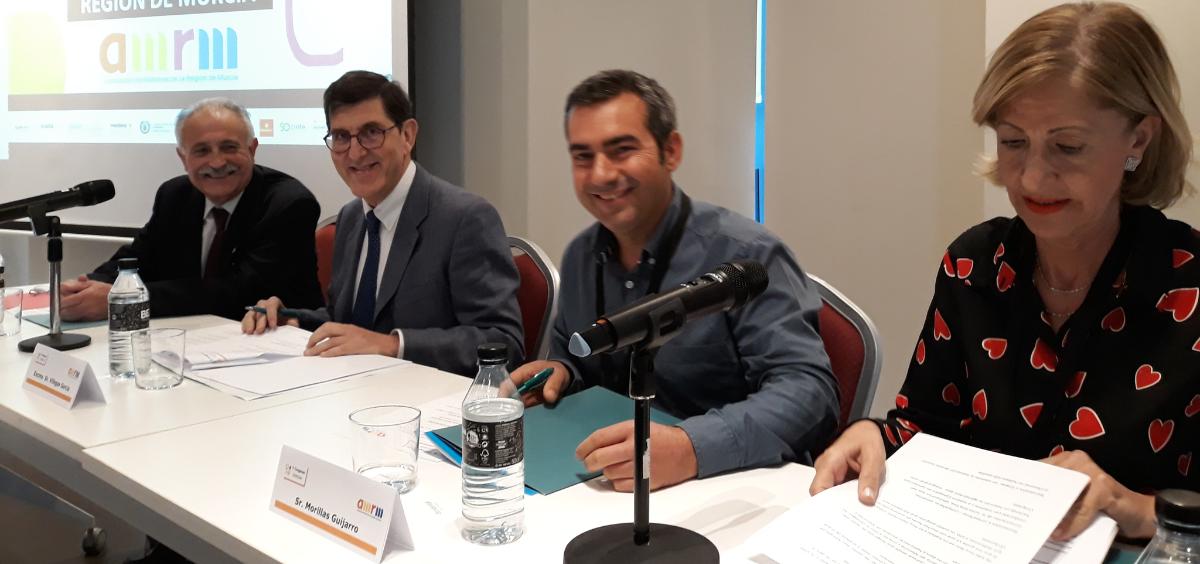V Congreso de Matronas de la Región de Murcia (Foto. Región de Murcia)