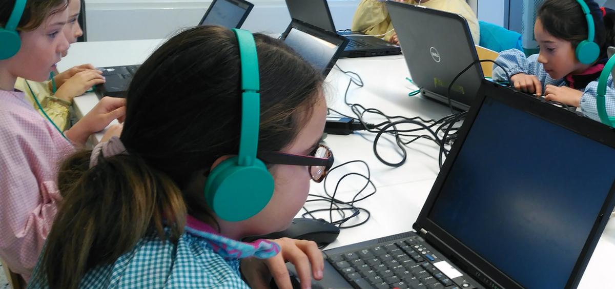 Niños participantes del proyecto (Foto. ISGlobal)