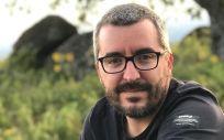 Javier Padilla, médico de familia y comunitaria (Foto: Sara Belinchón)