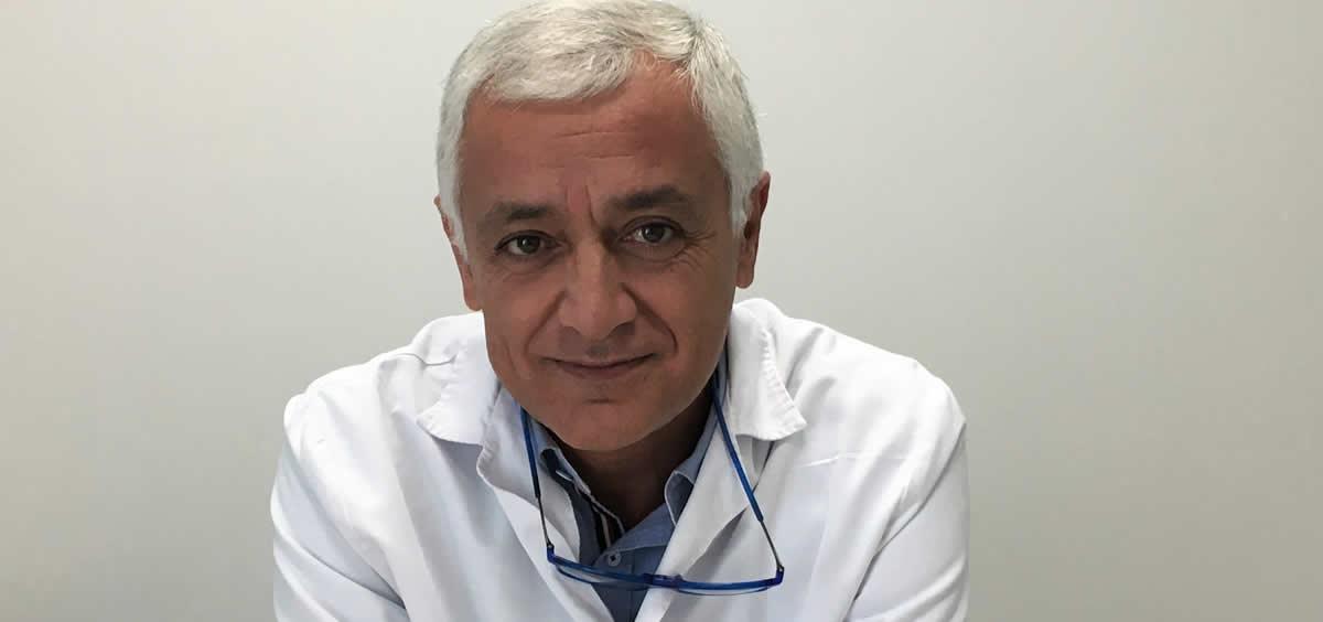 José Álvarez Kindelán, jefe de servicio de Urología del Hospital Quirónsalud Córdoba (Foto. Quirónsalud)
