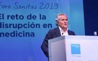 Iñaki Ereño, CEO de Sanitas. (Foto. ConSalud)