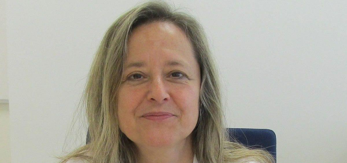 Liliana Fuster, gerente del Hospital La Ribera (Foto. DS Gandia)