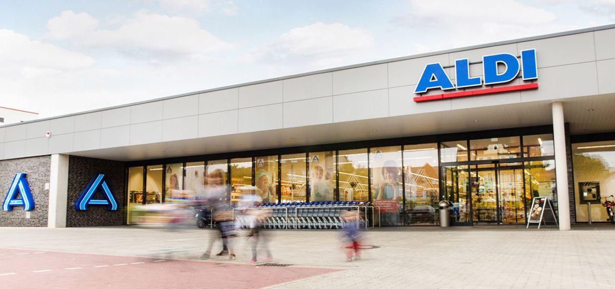 Supermercados Aldi. (Foto. Aldi.es)