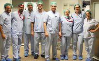 Foto de equipo (Foto. Hospital Vinalopó)