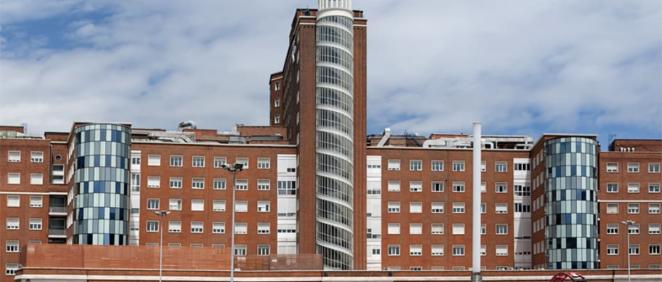 Hospital Universitario Cruces (Foto. Departamento de Salud del Gobierno Vasco)